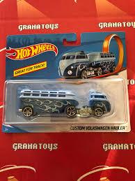 100 Custom Toy Trucks Volkswagen Hauler 2019 Hot Wheels Track Mix A