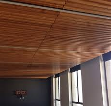100 Wood On Ceilings Grille And Walls West General Acoustics