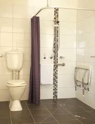 Handicap Accessible Bathroom Design Ideas by Creative Wheelchair Bathroom Cool Home Design Beautiful On