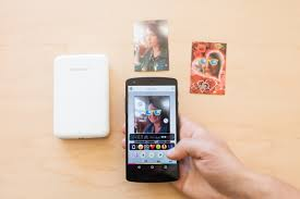 Polaroid Zip printer portable easy to use useful Android