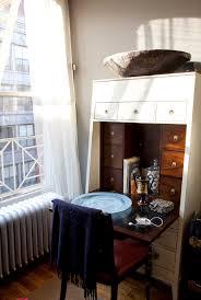 modern secretary desk spaces with bathroom construction home