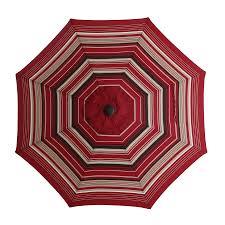 Treasure Garden Patio Umbrella Canada by Shop Garden Treasures Patio Umbrella At Lowes Com