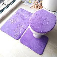 badzubehör textilien badezimmer rutschfeste matten 3