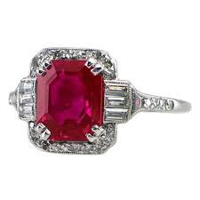 deco ruby and ring deco ruby ring 28 images antiques atlas deco ruby ring deco