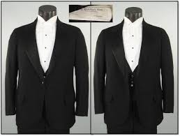 This Is An Incredible 1920s Vintage Tux