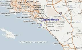 Laguna Beach Regional Map Local