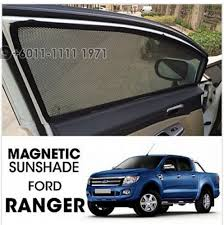 Custom Fit OEM Sunshades/ Sun Shades For Ford Ranger (4PCS) Upgrated Windshield Snow Cover Mirror Magnetic Automobile Sun Car Sunshades Universal Shade Protector Front Weathertech Techshade Full Vehicle Kit Sunshade Jumbo Xl 70 X 35 Inches Window 100 A1 Shades A135 For Suv Truck Minivan Car Truck Nerdy Eyes Uv Amazoncom 2 Dogs Auto Pet 1x90cm Nylon Folding Visor Block Gray Foil Reflective Chinese Diesel Three Wheel With China Solar Sale Online Brands Prices