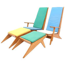 Wooden Pool Lounger Patio Chaise Lounge Chairs Lowes
