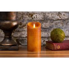 Halloween Flameless Taper Candles by Taper Candles Candles U0026 Home Fragrance The Home Depot
