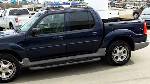 100 Ford Sport Truck 2003 Explorer Trac YouTube