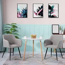 moderne esszimmerstühle aus leinen günstig kaufen ebay
