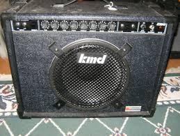 Good Value UK made KMD GV 60 Guitar Tube Amp w Celestion