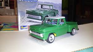 1965 Chevy Stepside Pickup 2'n1 In Plastic Model Truck Kit In 1/25 ... 1965 Chevy C10 A Like Back Then Hot Rod Network Chevrolet Stepside Pickup Truck Restoration Franktown All Parts Old Photos Collection Pick Up 1974 Muscle Roadkill 1968 Chevy C 10 Shop Truck 1966 Gateway Classic Cars 159sct Beautiful Trucks For Sale In Ga 7th And Pattison 01966 Chevy Short Bed Step Side Patina Paint Hotrod Restomod Stepside Shortbed V8 Special Berlin
