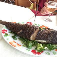 hand picked fish foto de benikos greek gourmet taverna tsilivi