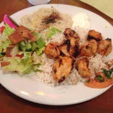 Magic Lamp Lebanese Mediterranean Grill Order Food line 325