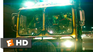 100 Stockmans Truck Stop Teenage Mutant Ninja Turtles 2 2016 Turtle Tactical Scene