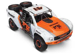 100 Traxxas Trucks Unlimited Desert Racer 4WD RTR Race Truck TRA850764