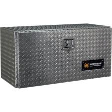 100 Truck Tool Boxes Black Diamond Plate Northern By Better Built Locking Underbody Box