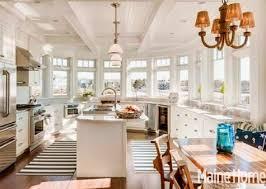 Blue Nautical Decor In An Elegant Maine Home