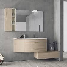 hängende und moderne komposition für das badezimmer made in italy design callisi4
