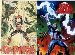 Captain America Has Lifted The Hammer And Wielded Power Of Thor In Mighty Comic Book 390