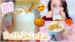Pumpkin Spice Frappuccino Recipe Starbucks by Diy Fall Drinks Starbucks Pumpkin Spice Latte U0026 Cinnamon Chai Tea