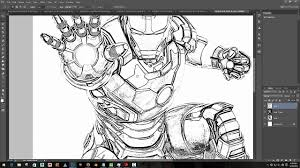 Massive Detail And Color To One Screen Print Photoshop