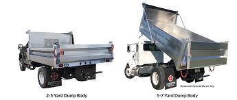 100 5 Yard Dump Truck Smooth Side HD Body DuraMag