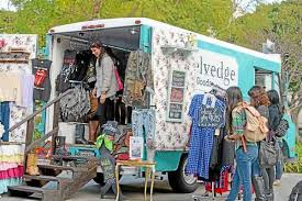 Fashion Trucks Are Driving A New Trend Into Los Angeles