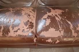 Ethan Allen Leather Sofa Peeling by How To Care For A Leather Couch Furniture How To Clean A Leather