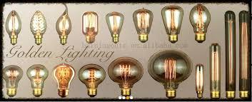 coffee store nostulgic led light bulbs globe g95 decorative