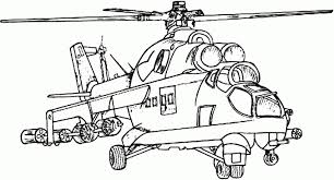 Airplane Coloring Pages Free Of Army Plane Intended For The Most Elegant