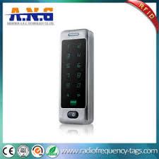 China 8000 Users Waterproof Standalone NFC RFID Reader Keypad Door