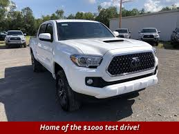 New 2018 Toyota Tacoma TRD Sport Double Cab In Scottsboro #T075246 ... Shop New And Used Vehicles Solomon Chevrolet In Dothan Al Toyota Tacoma Birmingham City Auto Sales Of Hueytown Serving 2015 Price Photos Reviews Features Cars For Sale Chelsea 35043 Limbaugh Motors Dump Truck Sale Alabama New Cars Trucks Hawaii Dip Q3 Retains 2018 Trd Pro Gladstone Oregon 97027 Youtube 2005 Toyota Tacoma Dc With Lift Nation Forum Welcome To Landers Mclarty Huntsville Whosale Solutions Inc Loxley Trucks