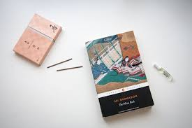 pillow book Some of my favorite passages are of Sei Shōnagon in her lyrical mood She describes scenery sounds textures and scents with such precision