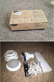 Ceiling Fan Balancing Kit Instructions by How To Easily Install A Ceiling Fan