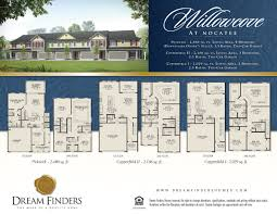 David Weekley Homes Floor Plans Nocatee by Willowcove At Nocatee Ponte Vedra Fl New Homes For Sale 32081