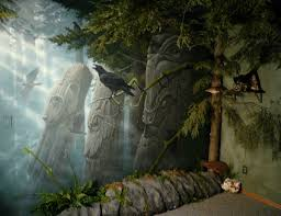 Wall Mural Decals Nature by Home Design Painted Wall Murals Nature Building Designers