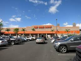 Oahu Home Depot Parking Lot Filled With Cars Editorial Stock