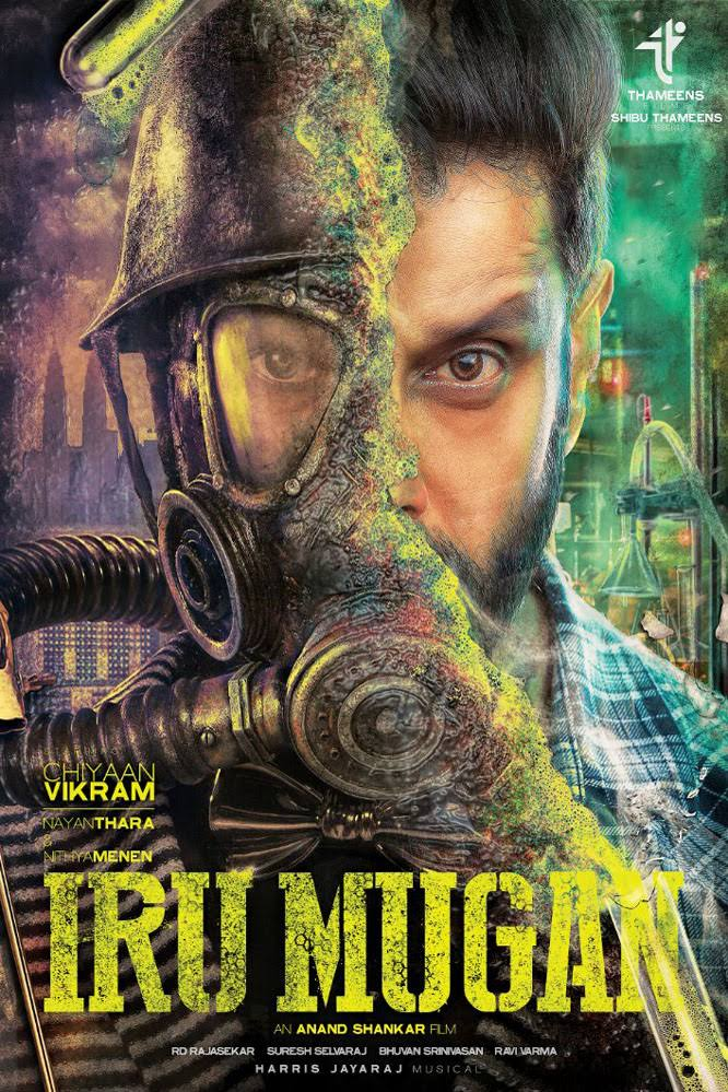 Iru Mugan Tamil Movie Free Download 2016 720p BluRay