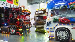 MEGA RC MODEL TRUCK ACTION!! RC SCANIA, RC MAN, RC MB ACTROS, RC US ...