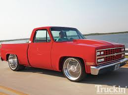 100 Chevy Truck Wheels For Sale 1981 C10 Obsession Custom In Magazine