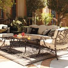 Sirio Patio Furniture Replacement Cushions by Furniture Frontgate Outdoor Furniture With Black And White
