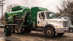 Freightliner M2 - Amrep HX-450-ASL Garbage Truck - YouTube