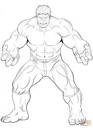 Coloring PagesAvenger Page The Hulk Pages Avengers Free Printable Online Avenger