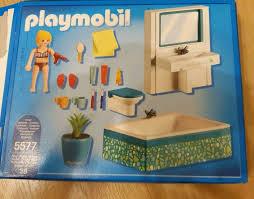 playmobil city 5577 modernes badezimmer bad