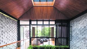 100 Terrace House In Singapore Tour Dividual Spaces For Everyone In This Threestorey
