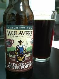 Wolavers Pumpkin Ale Percentage by Wolaver U0027s Alta Gracia Coffee Porter The Year In Beer