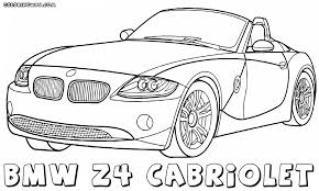 More From Site Sport Car Coloring Pages