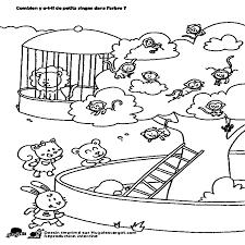 Dibujos Para Colorear Animales Zoologico Primitivelife Pw